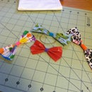 How To Make Classic Duct Tape Hair Bows.