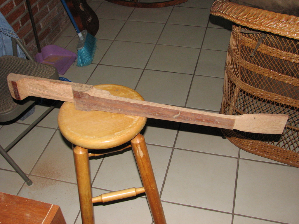 Picture of Homemade Banjo