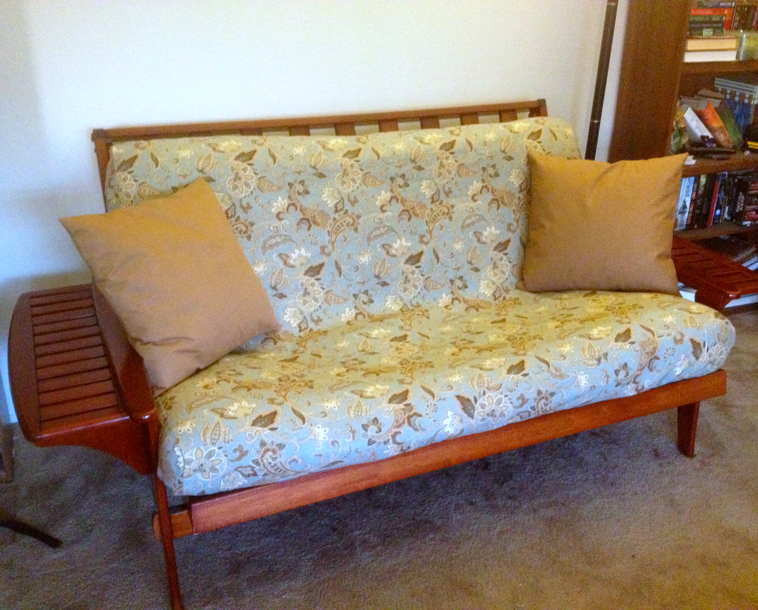 Picture of Futon Easy-Off Slipcover