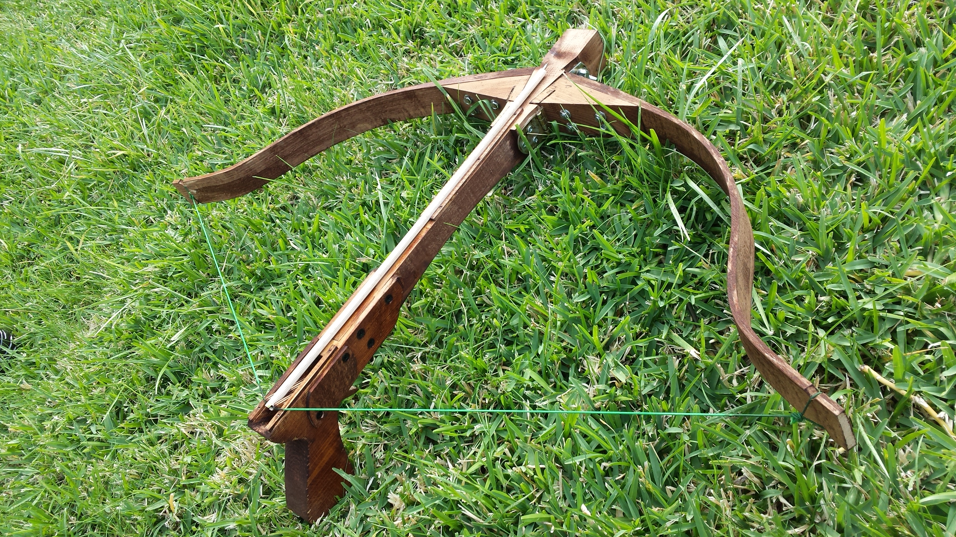 Picture of Making a Folding Crossbow