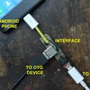 Android OTG Development Interface