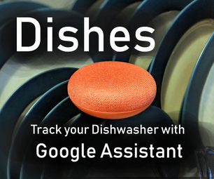 Check If the Dishwasher Is Clean With Google Assistant