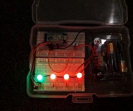 Pretty Arduino WiFi Strength Display