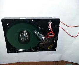 HDD Speaker (Hard drive Speaker)