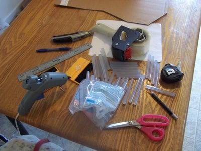 Supplies & Workspace