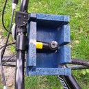 Bike Storage Compartment