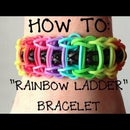 How To Ladder Loom Bracelet