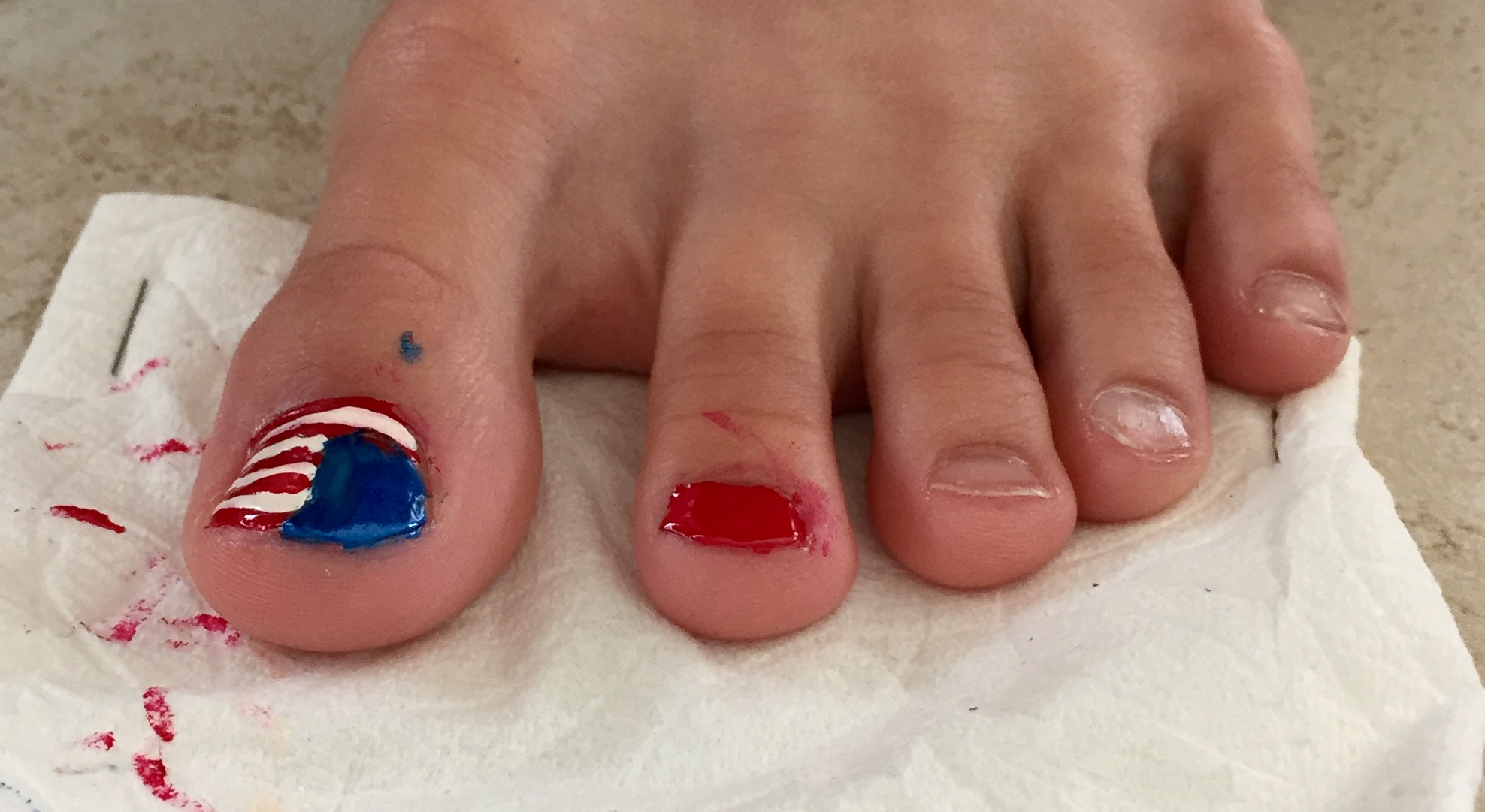 Picture of Paint the Next Toe