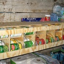 81 Can FIFO - Bulk Can Dispenser / Organizer