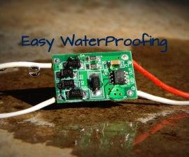 Easy Waterproofing Electronics