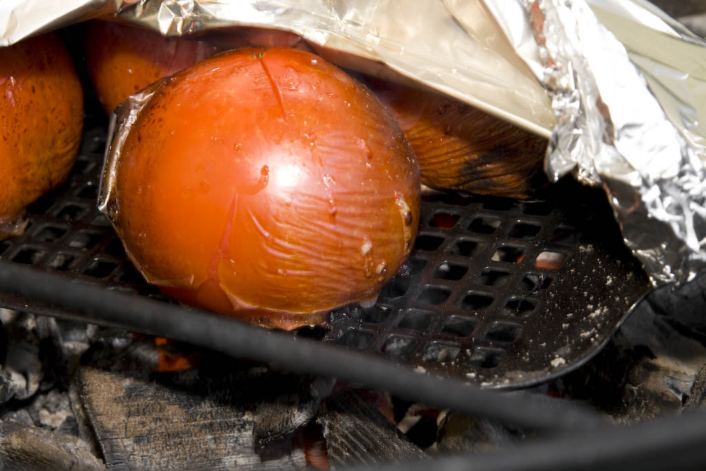 Picture of Fire Roasted Tomatoes (al Dente)