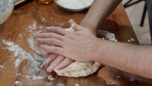 This Is How We Knead It