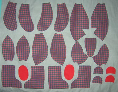 Pattern Cut Out