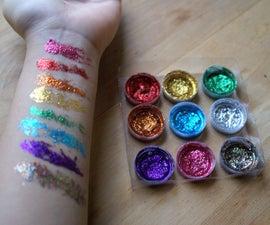 Rainbow Body Glitter