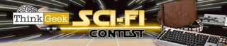 ThinkGeek Sci-Fi Contest