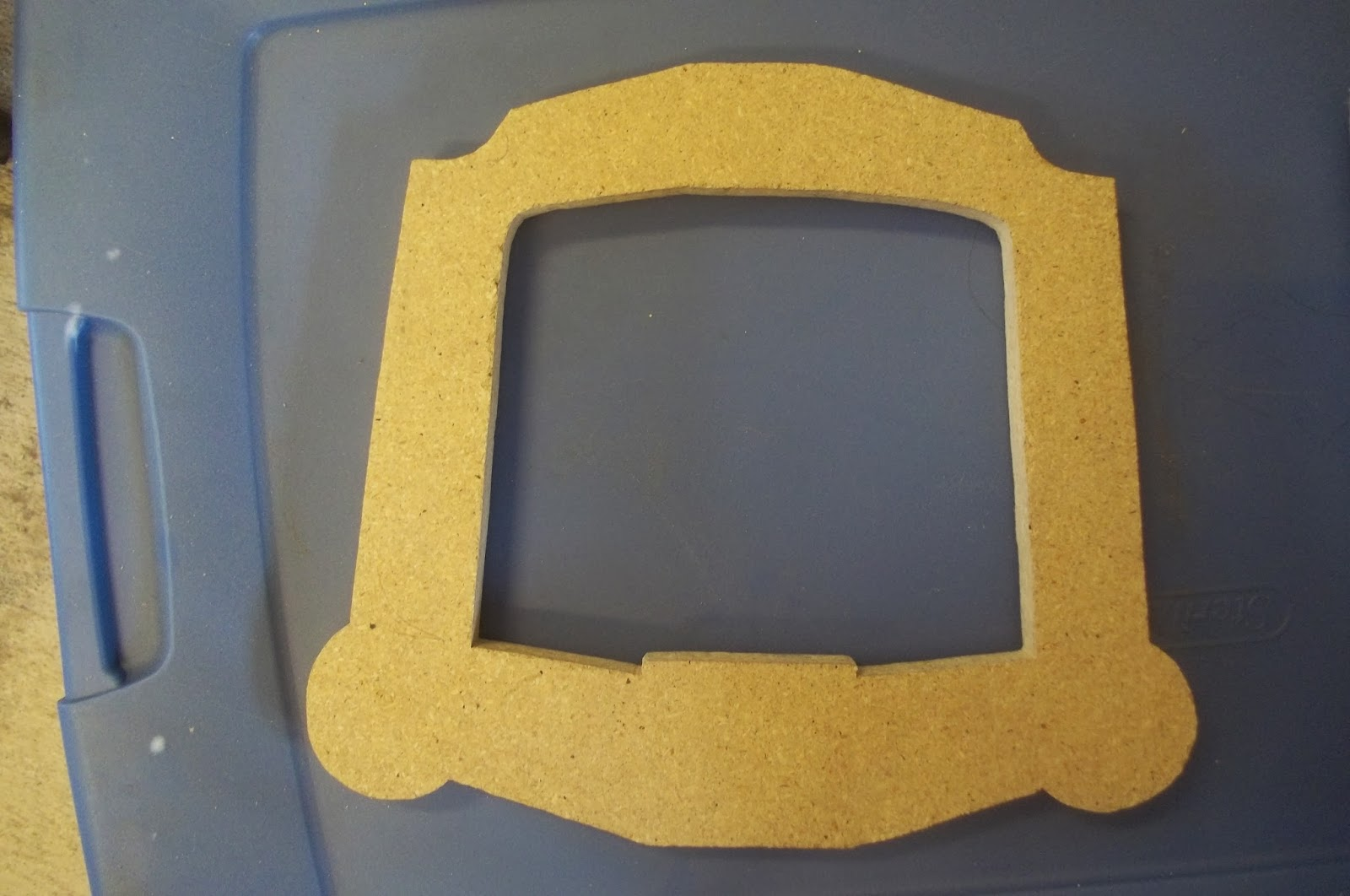 Picture of Cut Out the Handle Guards