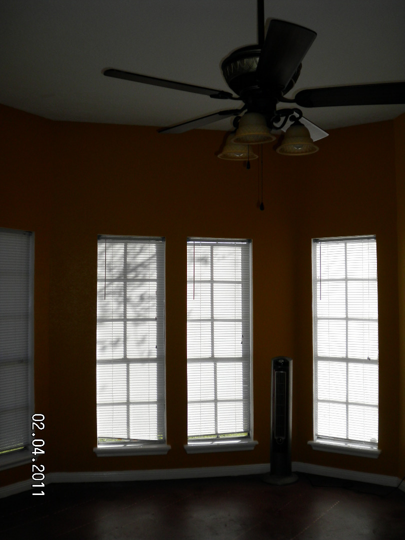 Picture of Move on Up to Your Walls and Then Your Ceiling Fixture Once Your Floor Is Complete.