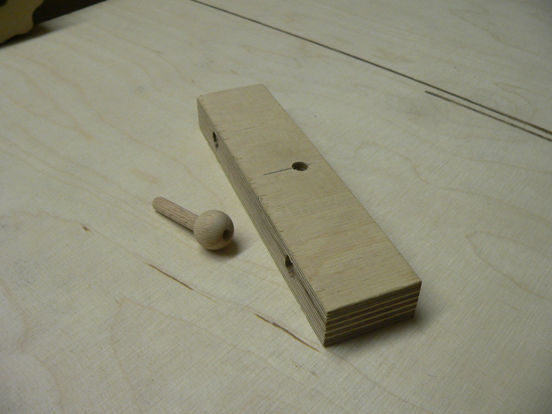 Picture of Making the Adapter