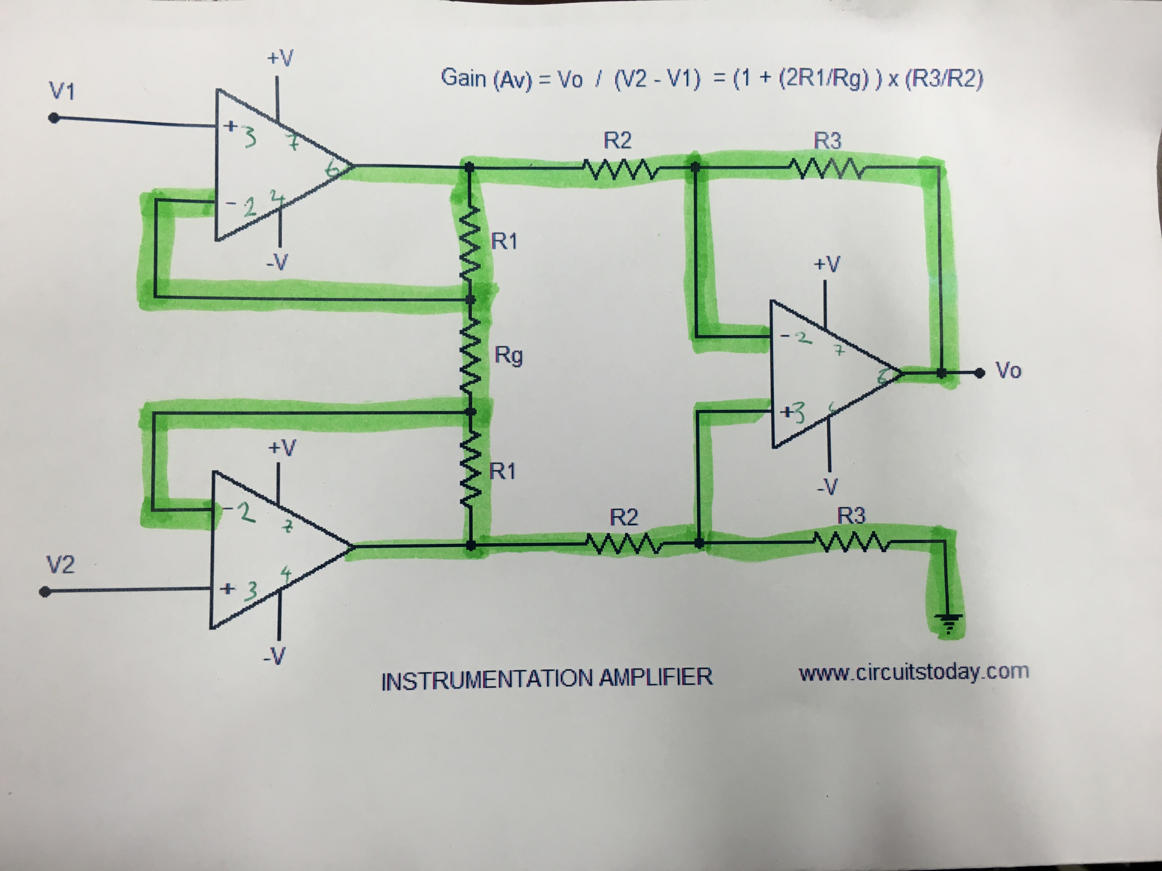 Picture of Building Circuit