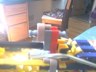 Picture of K'nex Rifle - the Destroyer