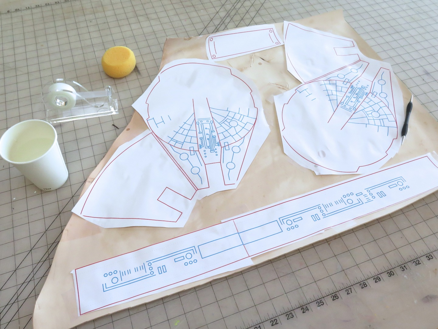Picture of Tracing the Pattern