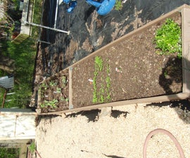 Raised Beds From Reclaimed Recycled Plastic Lumber
