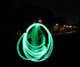 Make a 100ft glow stick