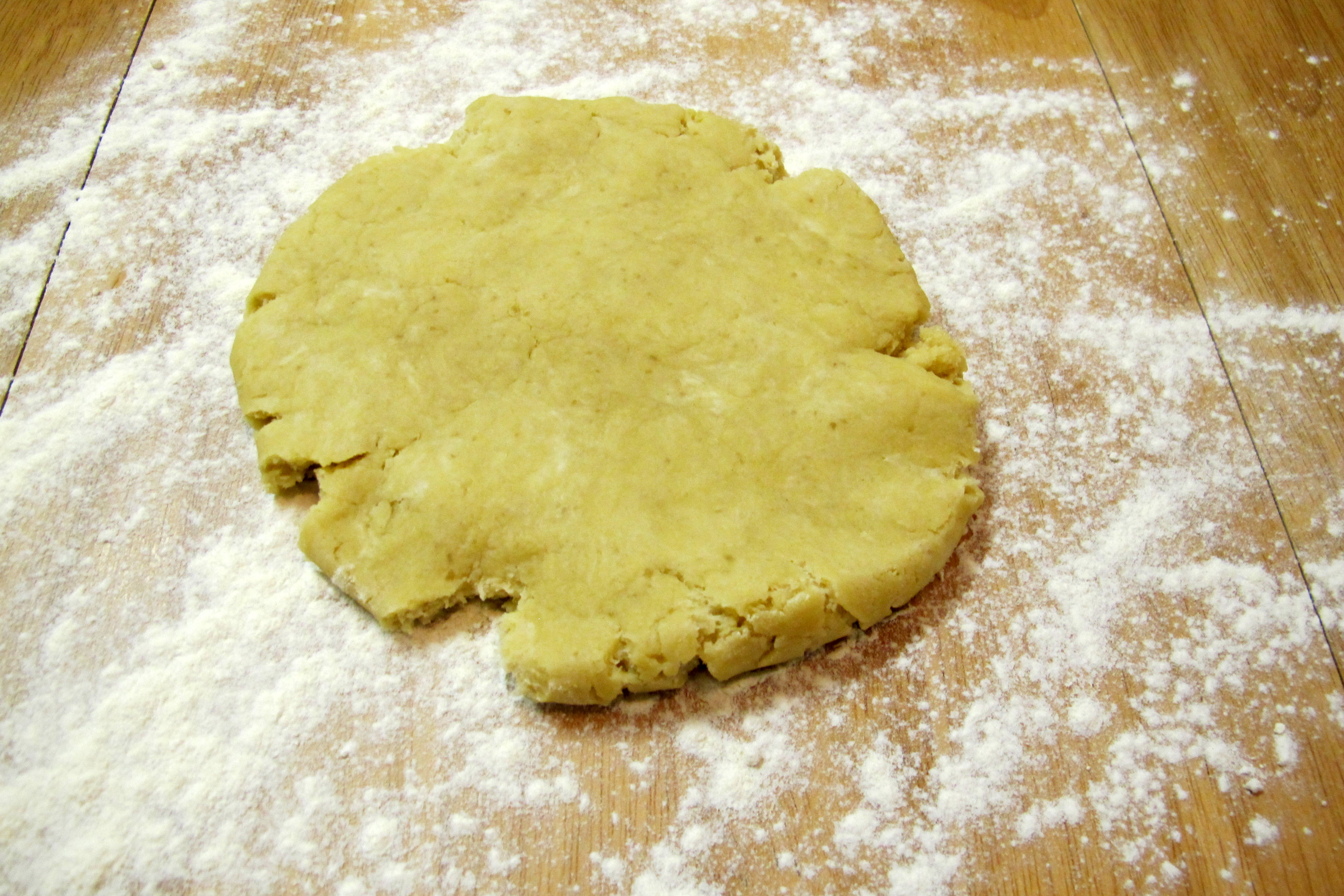 Picture of Roll the Dough Flat