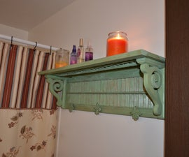 What to do with old shutters!