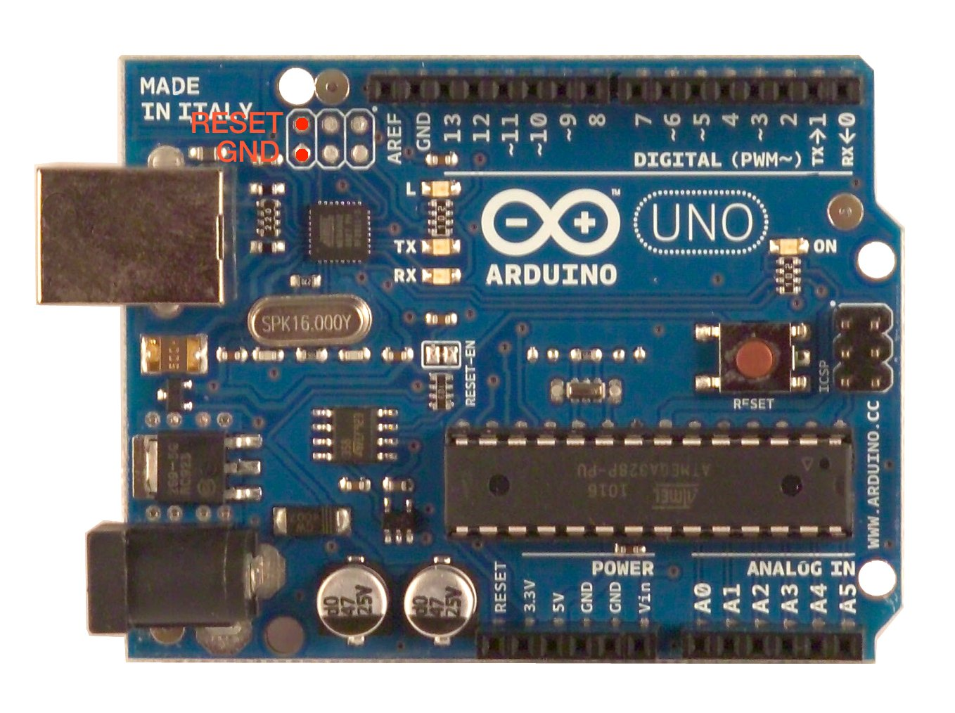 Picture of Changing the Arduino Software