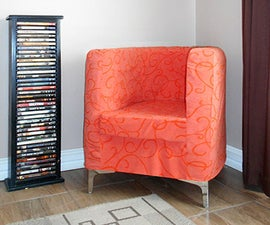 Make your own tub chairs and add slipcover