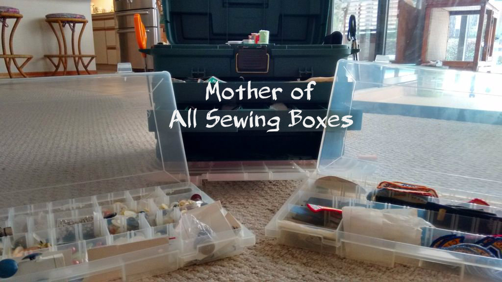 Picture of Mother of All Sewing Boxes