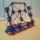 Knex Tablet Stand