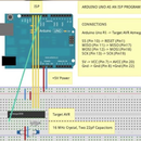 Bootloader Shield for Arduino Uno