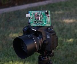Arduino Time-Lapse Controller