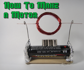 How to Make a Motor