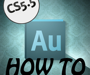 How to Easily Record Sounds in Adobe Audition CS5.5