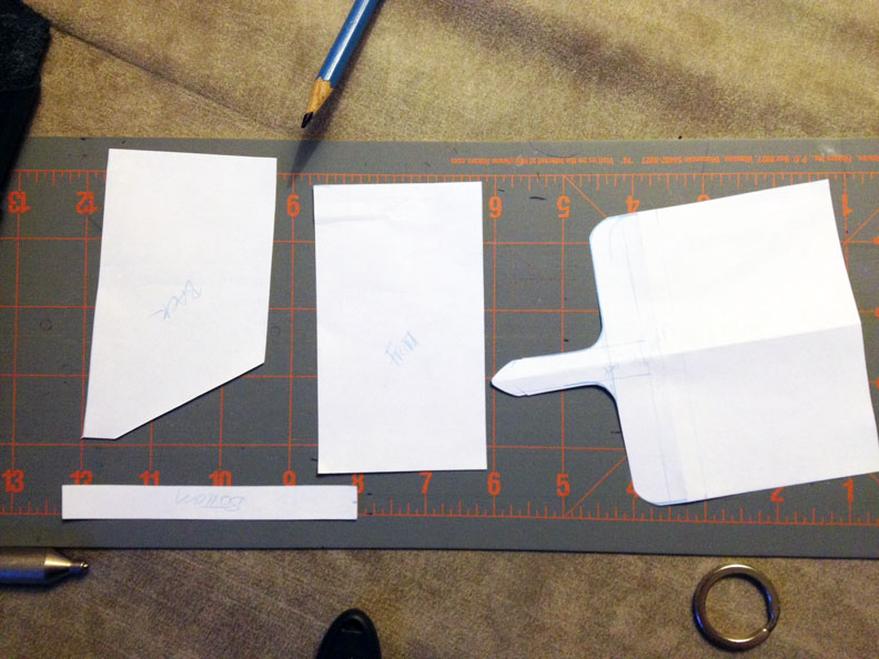 Picture of Make Pattern & Cut Pieces