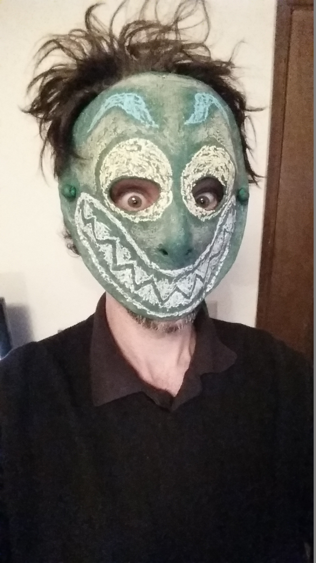 Picture of Many Masks!
