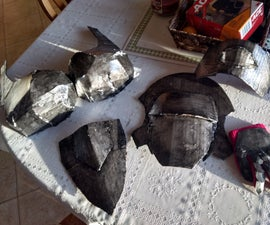 Making Armour Out of Cardboard