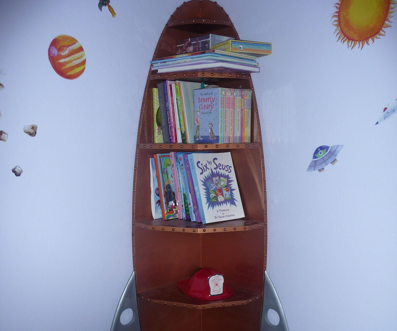 Rocket Corner Shelf 11 Steps With Pictures