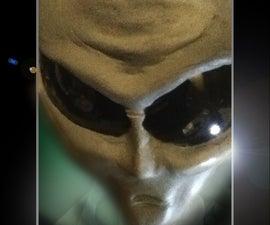 Grey Alien Buddy