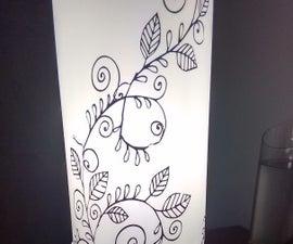 REDESIGNING MY LAMP