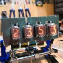 Nixie Clock / Display / Full Build