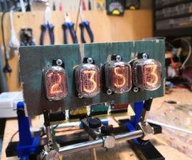 Nixie Clock / Display / Full Build