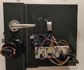 UCL-Embedded - Arduino Door Lock
