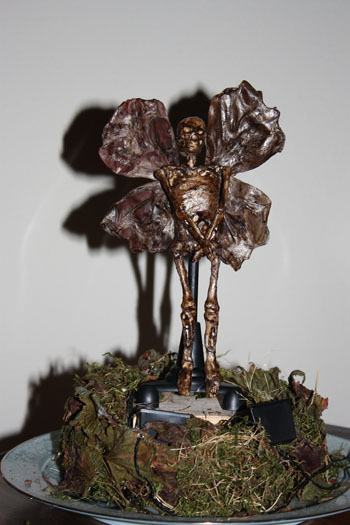 Picture of Mummified Fairy