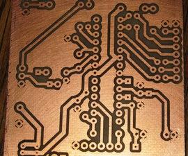 Vinyl Sticker PCB - How To