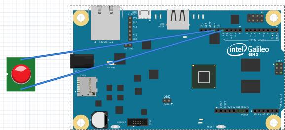 Picture of MQ-2 Smoke Sensor Circuit Schematic
