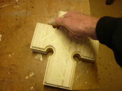 Edging, Sanding and Finishing